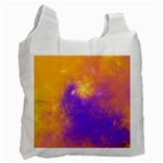 Colorful Universe Recycle Bag (One Side)