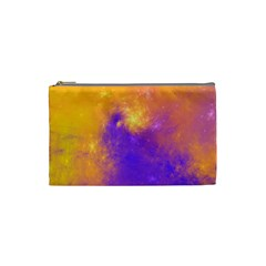 Colorful Universe Cosmetic Bag (small)  by designworld65