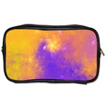 Colorful Universe Toiletries Bags 2-Side Front