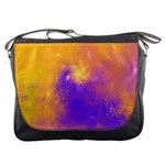 Colorful Universe Messenger Bags