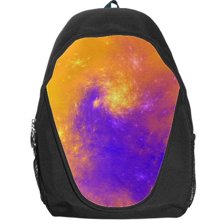 Colorful Universe Backpack Bag