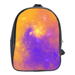Colorful Universe School Bags (xl)  by designworld65
