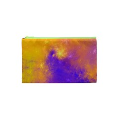 Colorful Universe Cosmetic Bag (xs) by designworld65