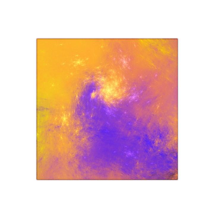 Colorful Universe Satin Bandana Scarf