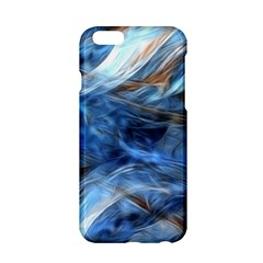 Blue Colorful Abstract Design  Apple Iphone 6/6s Hardshell Case