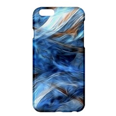 Blue Colorful Abstract Design  Apple Iphone 6 Plus/6s Plus Hardshell Case by designworld65