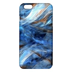 Blue Colorful Abstract Design  Iphone 6 Plus/6s Plus Tpu Case by designworld65