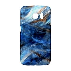 Blue Colorful Abstract Design  Galaxy S6 Edge by designworld65