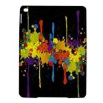 Crazy Multicolored Double Running Splashes Horizon iPad Air 2 Hardshell Cases