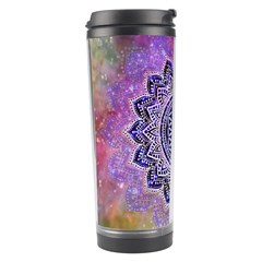 Flower Of Life Indian Ornaments Mandala Universe Travel Tumbler