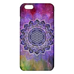 Flower Of Life Indian Ornaments Mandala Universe Iphone 6 Plus/6s Plus Tpu Case by EDDArt