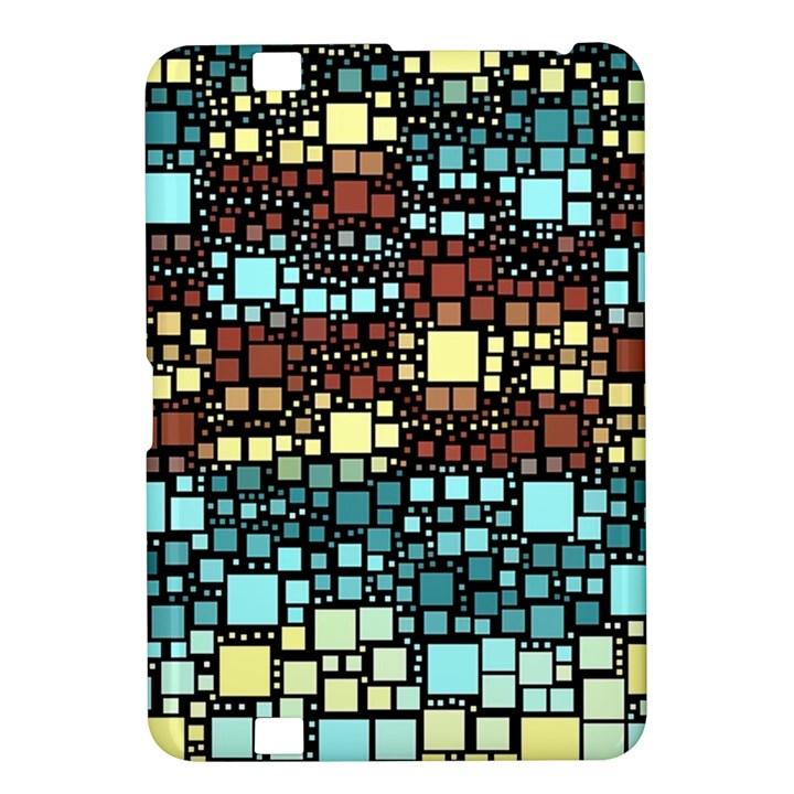 Block On Block, Aqua Kindle Fire HD 8.9