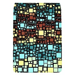Block On Block, Aqua Flap Covers (S)