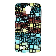 Block On Block, Aqua Galaxy S4 Active by MoreColorsinLife