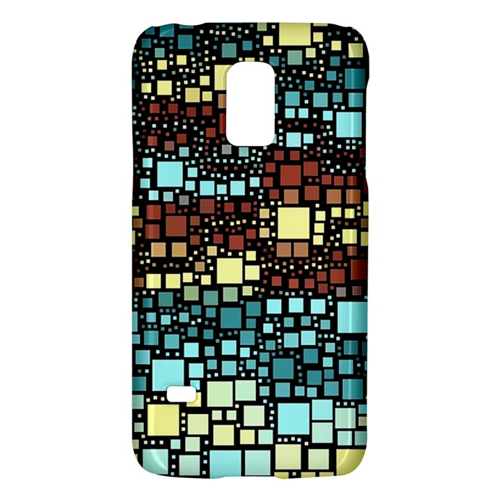Block On Block, Aqua Galaxy S5 Mini