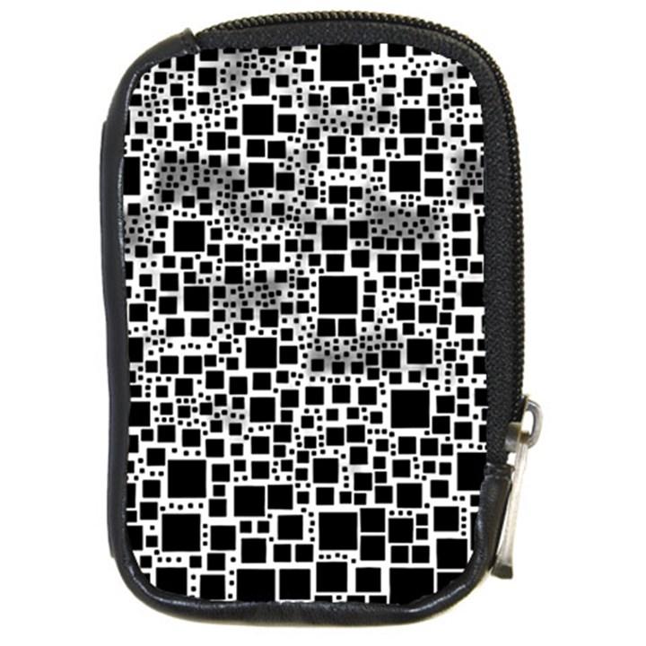 Block On Block, B&w Compact Camera Cases