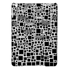 Block On Block, B&w Ipad Air Hardshell Cases by MoreColorsinLife