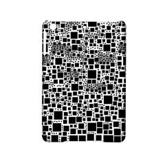 Block On Block, B&w Ipad Mini 2 Hardshell Cases
