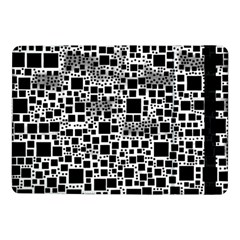 Block On Block, B&w Samsung Galaxy Tab Pro 10 1  Flip Case
