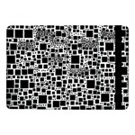 Block On Block, B&w Samsung Galaxy Tab Pro 10.1  Flip Case Front