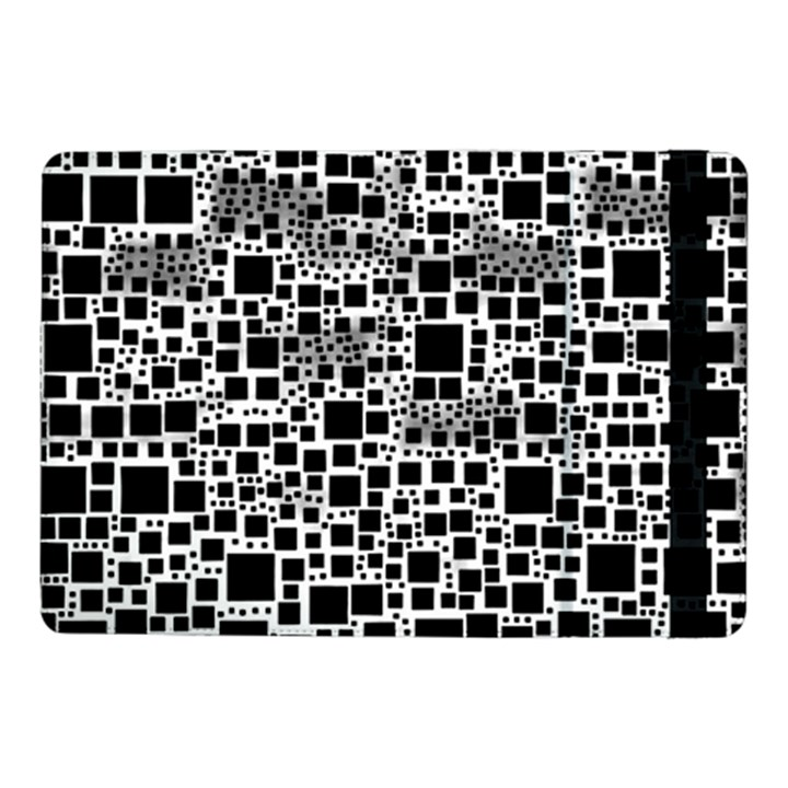 Block On Block, B&w Samsung Galaxy Tab Pro 10.1  Flip Case