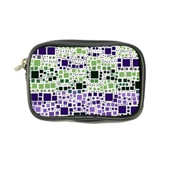 Block On Block, Purple Coin Purse by MoreColorsinLife