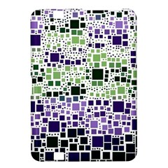 Block On Block, Purple Kindle Fire Hd 8 9  by MoreColorsinLife