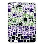 Block On Block, Purple Kindle Fire HD 8.9