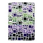 Block On Block, Purple Samsung Galaxy Tab Pro 10.1 Hardshell Case