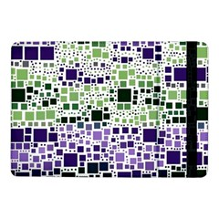 Block On Block, Purple Samsung Galaxy Tab Pro 10 1  Flip Case by MoreColorsinLife