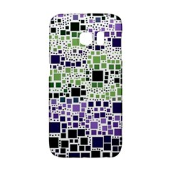 Block On Block, Purple Galaxy S6 Edge by MoreColorsinLife