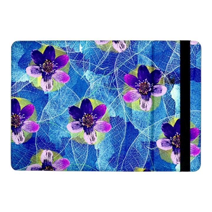 Purple Flowers Samsung Galaxy Tab Pro 10.1  Flip Case