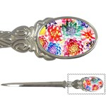 Colorful Succulents Letter Openers