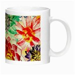 Colorful Succulents Night Luminous Mugs Right