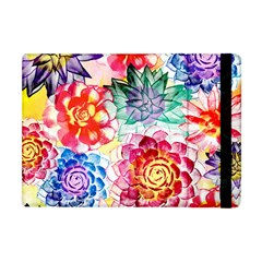Colorful Succulents Apple Ipad Mini Flip Case by DanaeStudio
