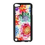 Colorful Succulents Apple iPod Touch 5 Case (Black)