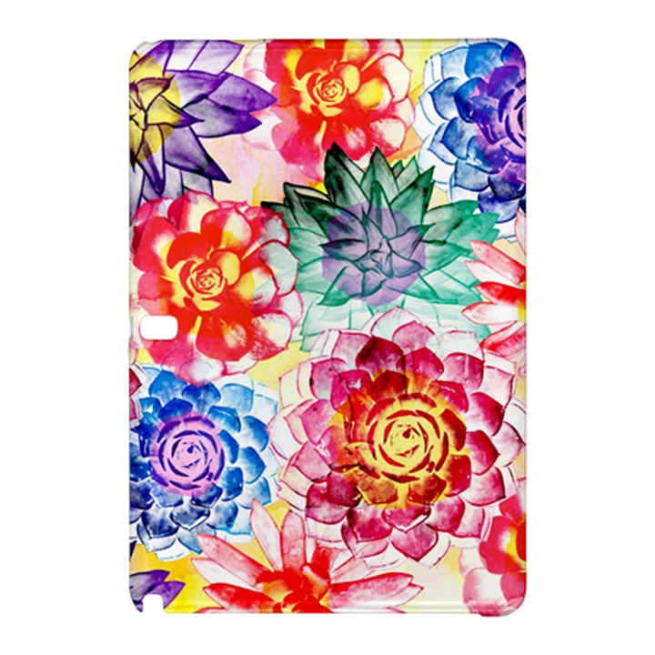 Colorful Succulents Samsung Galaxy Tab Pro 10.1 Hardshell Case