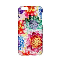 Colorful Succulents Apple Iphone 6/6s Hardshell Case by DanaeStudio