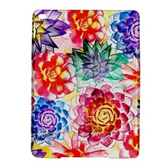 Colorful Succulents Ipad Air 2 Hardshell Cases by DanaeStudio