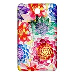 Colorful Succulents Samsung Galaxy Tab 4 (7 ) Hardshell Case
