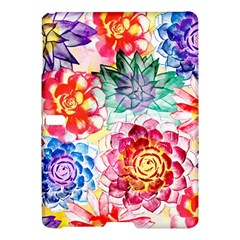 Colorful Succulents Samsung Galaxy Tab S (10 5 ) Hardshell Case