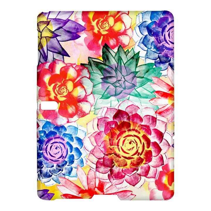 Colorful Succulents Samsung Galaxy Tab S (10.5 ) Hardshell Case