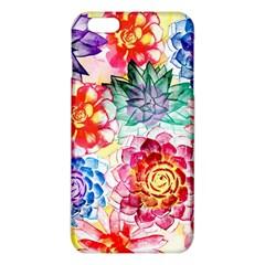 Colorful Succulents iPhone 6 Plus/6S Plus TPU Case