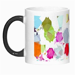 Colorful Diamonds Dream Morph Mugs