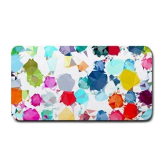 Colorful Diamonds Dream Medium Bar Mats