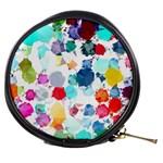 Colorful Diamonds Dream Mini Makeup Bags Front