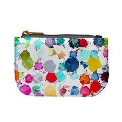 Colorful Diamonds Dream Mini Coin Purses