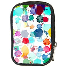 Colorful Diamonds Dream Compact Camera Cases by DanaeStudio