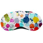 Colorful Diamonds Dream Sleeping Masks Front
