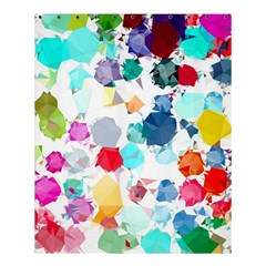 Colorful Diamonds Dream Shower Curtain 60  X 72  (medium)  by DanaeStudio